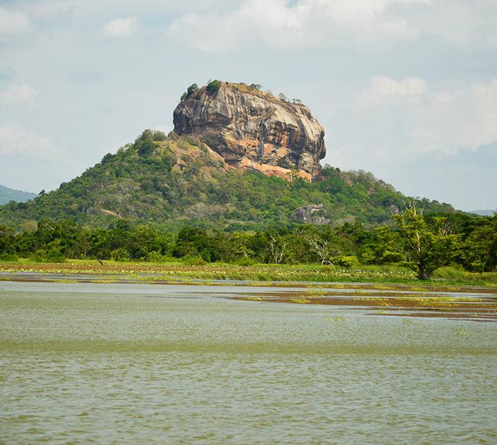 Sri Lanka en groupe