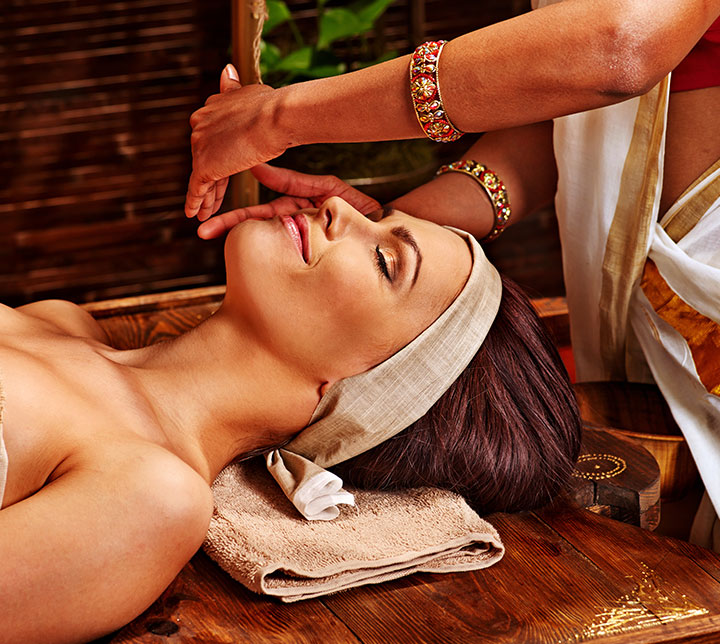 Sri Lanka, Ayurveda, Massage, Negombo
