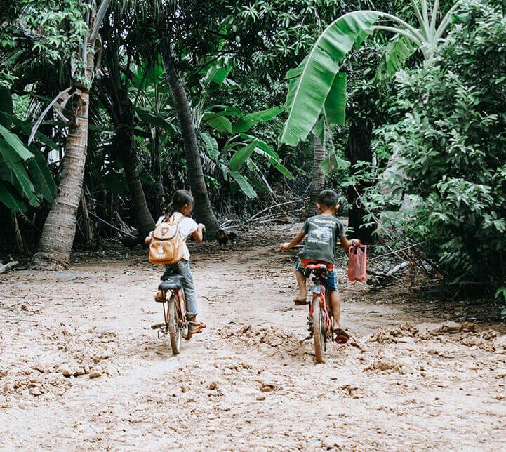 Culture, nature, Cambodge