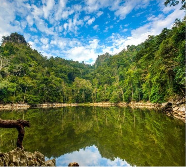Parc National Ba Be Vietnam