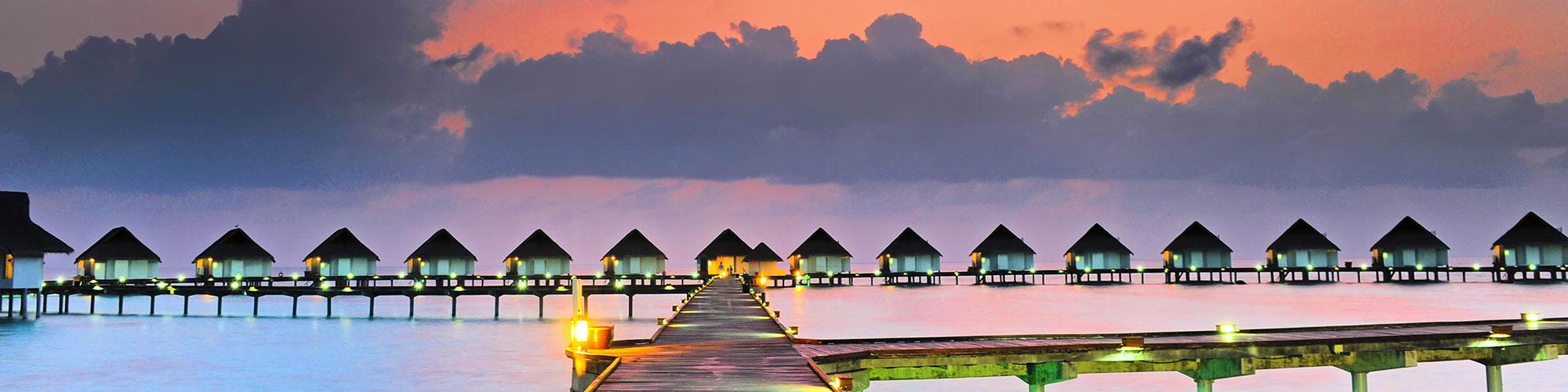voyage de noce au Sri Lanka et aux Maldives