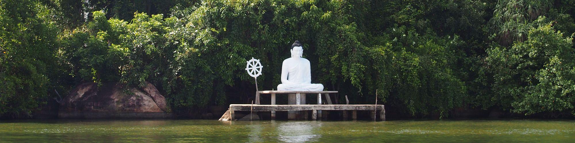 Sri Lanka, Madu Ganga, Bouddha