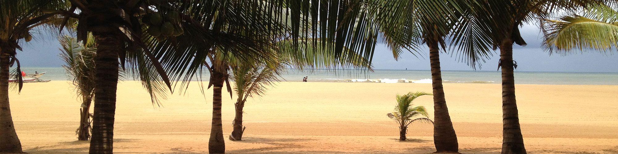 Sri Lanka, Plage, Negombo