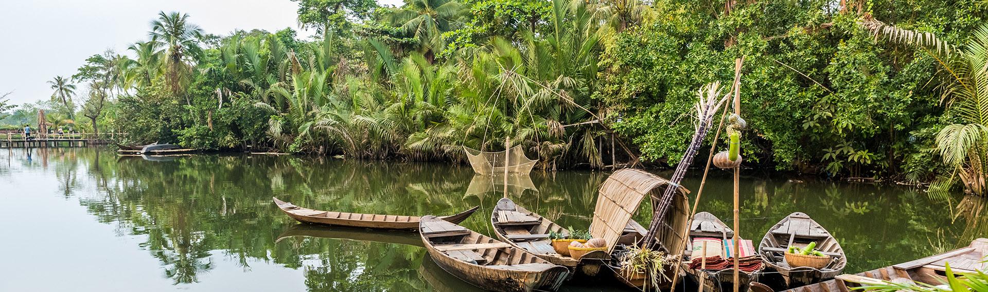 Vietnam, Delta du Mekong