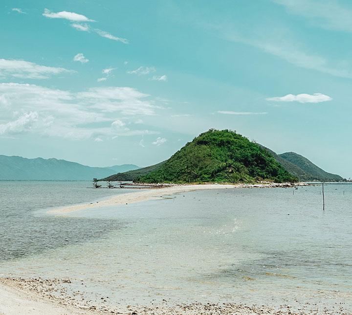 Vietnam, Ile, Con Dao