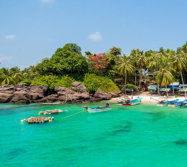 Vietnam, Phu Quoc, séjour balnéaire